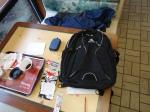 High Sierra D2 laptop backpack.